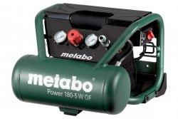 Kompresor bezolejowy Metabo Power 180-5 W OF 601531000