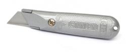 Nóż 199 ostrze stałe Stanley 10-199 + 3 ostrza