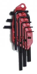 Zestaw imbusów kluczy sześciokątnych Stanley 10szt. 0-69-253