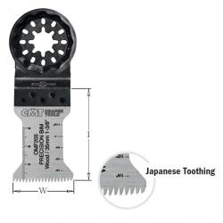 Brzeszczot oscylacyjny 35 mm CMT STARLOCK OMF205-X50 - 50 szt