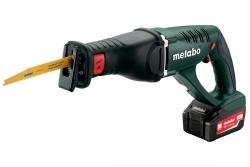 Akumulatorowa wyrzynarka z brzeszczotem szablastym Metabo ASE 18 LTX  602269650