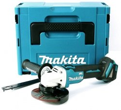 Szlifierka kątowa Makita DGA506ZJ 125 mm BL 18V Makpack