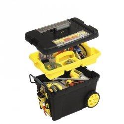 Skrzynka narzędziowa na kółkach bez wyposażenia Stanley NEWPRO 1-92-083