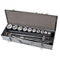 Zestaw kluczy Proline 18804 3/4 14szt. 22-50mm