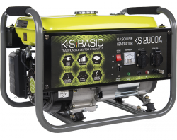 Agregat prądotwórczy benzyna K&S BASIC KS 2800A 2.8 kW