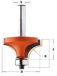 Frez CMT 16.7 mm 738.167.11 HM R=2 D=16,7 I=12,7 S=6