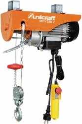 Wciągarka elektryczna Unicraft MES 250-2