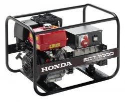 Agregat prądotwórczy HONDA ECT7000F/GV 7,0 kVA