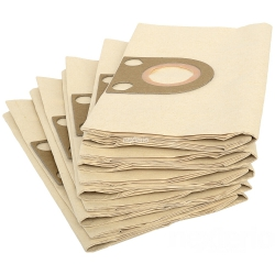 Worki papierowe ST 02 MGSX02-2 Starmix 5szt. 25-35 l kpl 5 szt