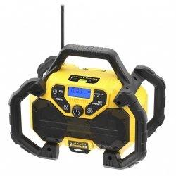 Odbiornik Radiowy Bluetooth Stanley FMCR001B FM/AM 18V