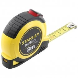 Miara zwijana Stanley Tylon Dual Lock 3m/13mm
