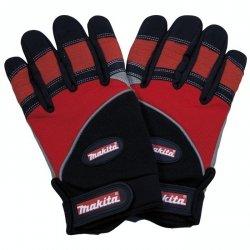 Rękawice skórzane ochronne Makita P-90087 Made in Japan