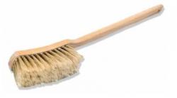 Zmiotka szczotka ręczna samochodowa długa BIG SSS włos naturalny
