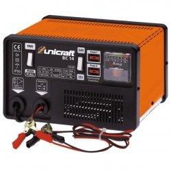Prostownik do akumulatorów Unicraft BC 14 12/24V