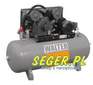 Walter HD 520-3.0/270 wolnoobrotowy żeliwny kompresor tłokowy