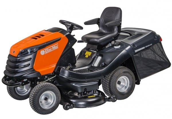 Kosiarka samojezdna traktorek OM 124/24 K H Oleo-Mac Emak K2200 24 KM