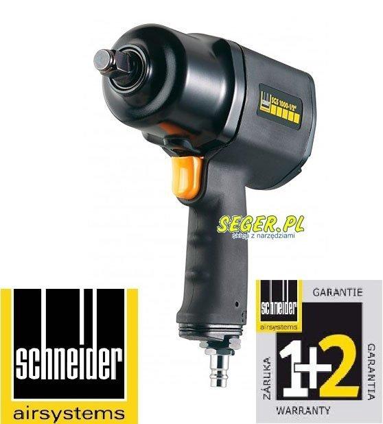 """SCHNEIDER klucz udarowy SGS 1000-1/2""""  D322814"""