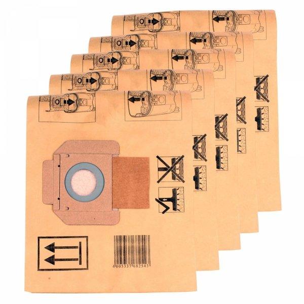 Worki papierowe do odkurzacza Makita 447LX 5szt