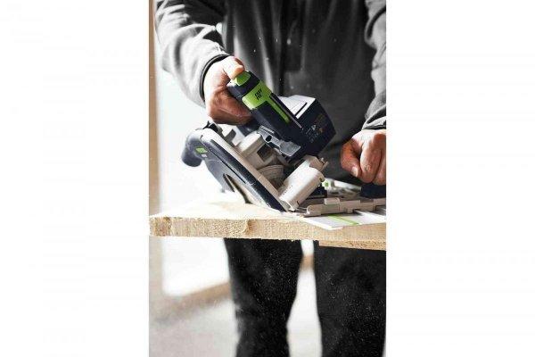 Akumulatorowa ręczna pilarka tarczowa Festool HKC 55 Li 5,2 EBI-Plus-SCA 576165