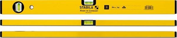 Poziomnica STABILA TYP 70 - 80cm SA02286