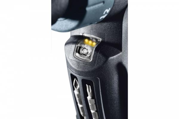 Akumulatorowa wiertarko-wkrętarka Festool CXS Li 2,6-Set 576093