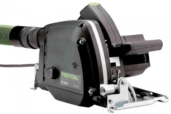 Frezarka do aluminiowych płyt warstwowych Festool PF 1200 E-Plus Dibond 574322