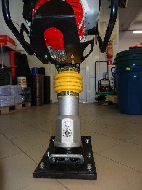 Stopa wibracyjna Pezal PSP60-GX100 silnik HONDA GX100