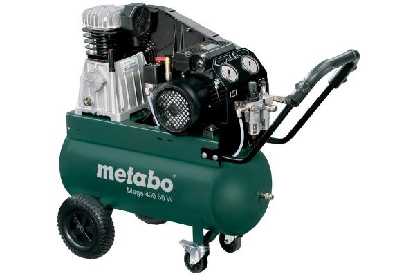 Kompresor sprężarka tłokowa Metabo Mega 400-50 D 400 l/min