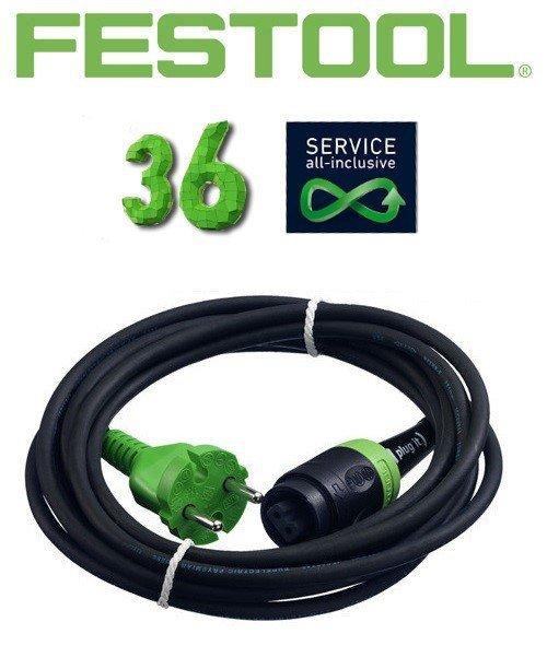 Przewód zasilający Festool H05 RN-F/4  do elektronarzędzi 203935