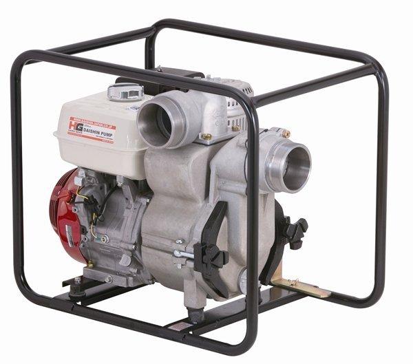 Pompa spalinowa szlamowa SWT50 DAISHIN z silnikiem HONDA GX160 600 l/min 3,6kW