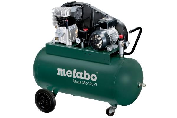 Kompresor sprężarka tłokowa Metabo MEGA 350-100 W - 230V