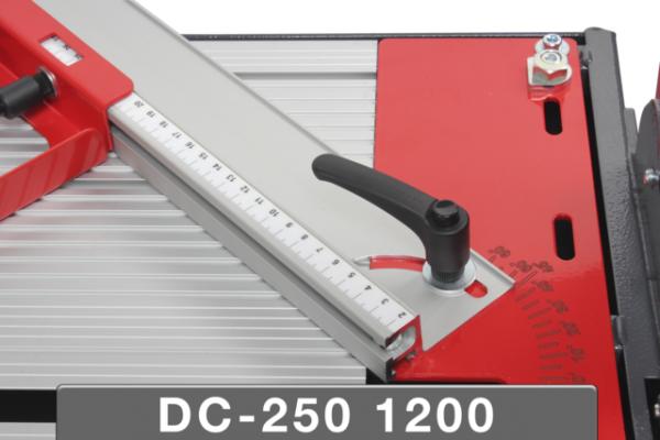 Przecinarka wgłębna elektryczna Rubi DC-250 1200 (55941) + osprzęt