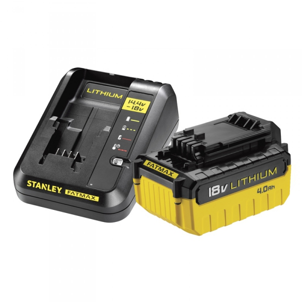 Zestaw COMBO 3 narzędzia Stanley Fatmax 3x4.0Ah 18V