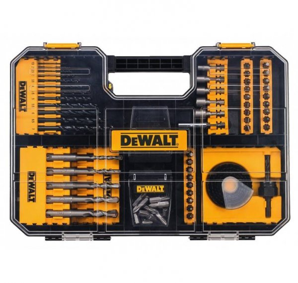 Zestaw wierteł i bitów DeWalt DT71583 102 części