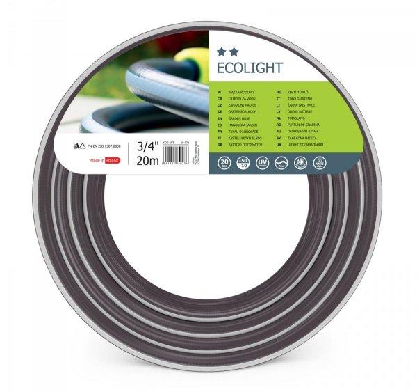 Wąż ogrodowy Cellfast ECOLIGHT 3/4 cala 20m 10-170