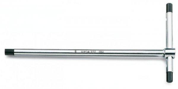 Klucz trzpieniowy sześciokątny BETA, typu T, model 951, 9mm