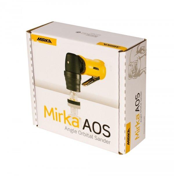 Pneumatyczna szlifierka mimośrodowa MIRKA AOS 130NV 32mm SKOK 3,0mm