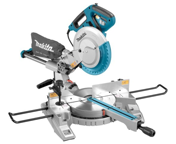 Ukośnica Makita LS1018L ze wskaźnikiem laserowym - 1430 W - 260 mm