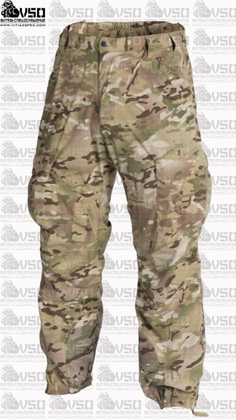 HELIKON Spodnie LEVEL 5 Ver.II  Soft Shell - Camogrom