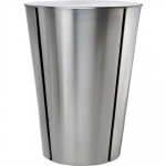 Eva Solo BBQ Stalowy Grill Węglowy 110 cm - Srebrny