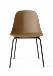 Menu HARBOUR SIDE Krzesło - Rama Czarna - Siedzisko Khaki
