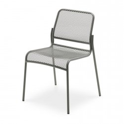 Skagerak MIRA Krzesło Ogrodowe - Jasnoszare