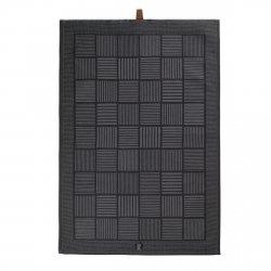Rosendahl NANNA DITZEL Ręcznik Kuchenny 50x70 cm Czarny