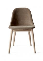 Menu HARBOUR SIDE Krzesło - Rama Dąb Naturalny - Siedzisko Tapicerowane Beżowe