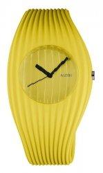 Alessi GROW Zegarek - Żółty