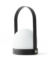 Menu CARRIE Lampion LED - Lampka Przenośna Czarna