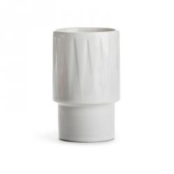 Sagaform COFFEE RETRO Kubek 400 ml Biały