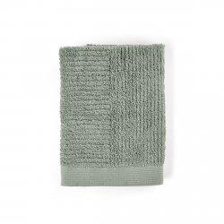 ZONE Denmark CLASSIC Ręcznik 70x50 cm Wheat - Zielony Matcha Green