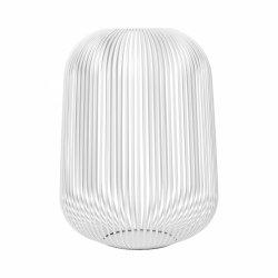 Blomus LITO Lampion - Świecznik 45 cm Biały