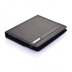 Xd Design KNIGHT Etui i Stojak na Tablet/ iPad 9-10 Czarne